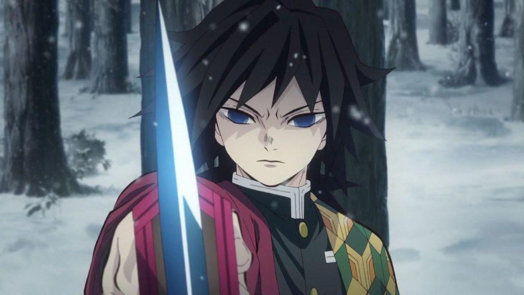 鬼滅の刃 冨岡 義勇(とみおか ぎゆう)