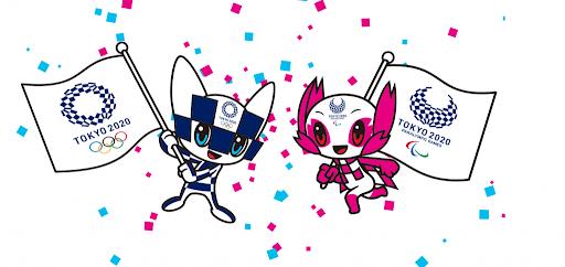 東京オリンピック マスコット