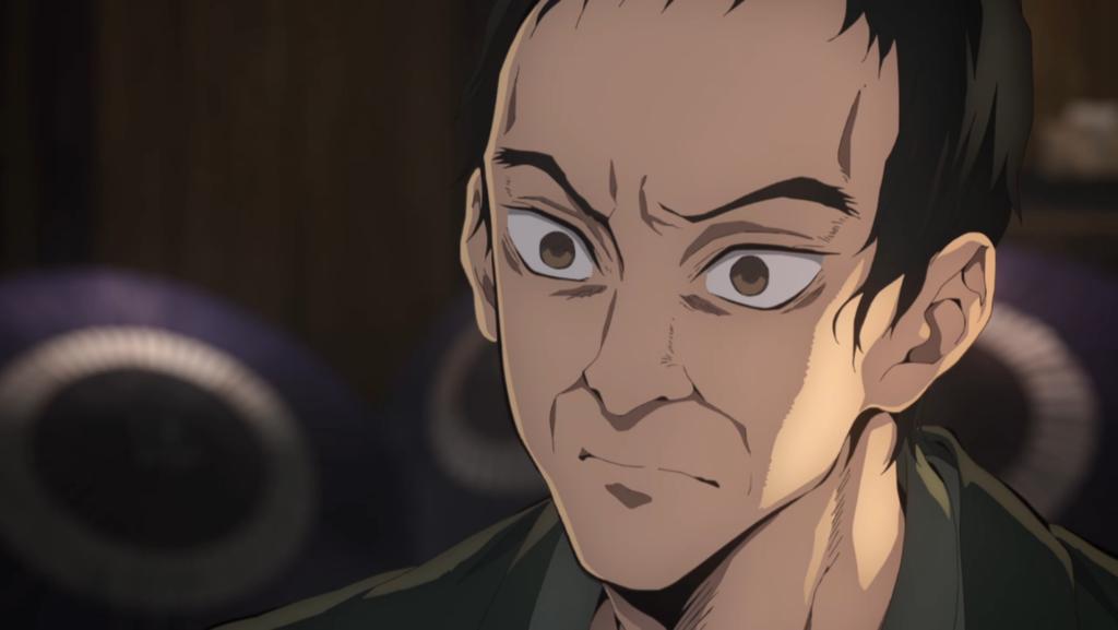 鬼滅の刃 三郎爺さん(さぶろうじいさん)