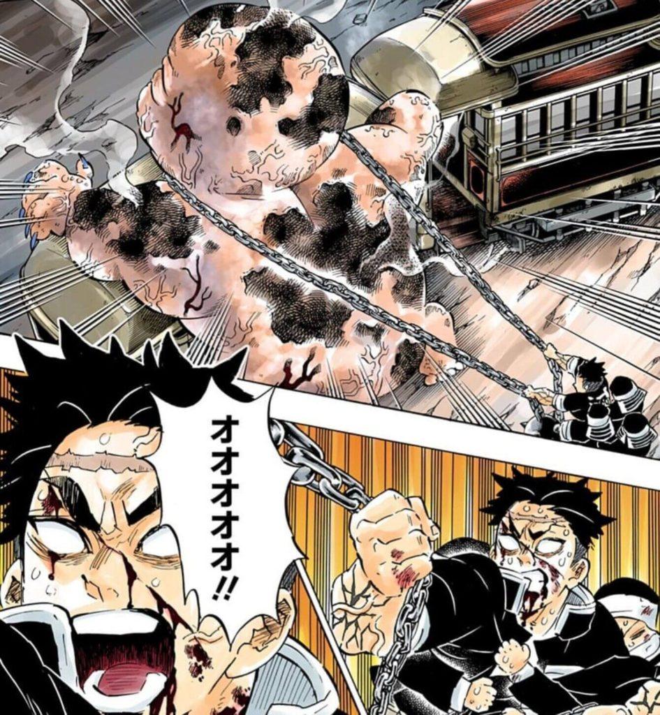 鬼滅の刃(きめつのやいば)199話ネタバレ 柱たちが無惨を食い止める!