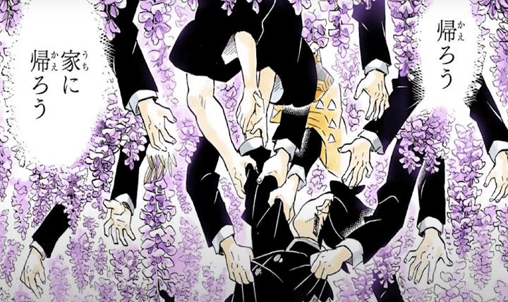 鬼滅の刃(きめつのやいば)203話ネタバレ|仲間たちの手に引き上げられる炭治郎