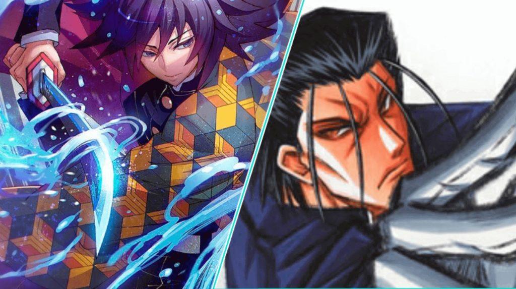 富岡義勇(★★★★☆)VS斎藤一(★★★★☆)が戦ったらどちらが強い?