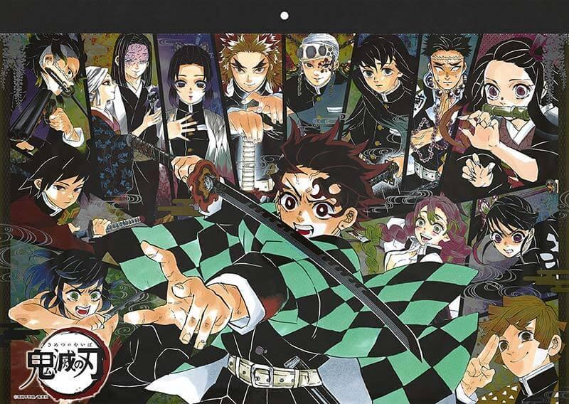 【鬼滅の刃】鬼殺隊最強(強さ)ランキングベスト7!柱や同期組を含めた一番強い鬼殺隊員はあの人!