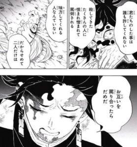 上弦の陸・堕姫(だき)と妓夫太郎の兄弟喧嘩