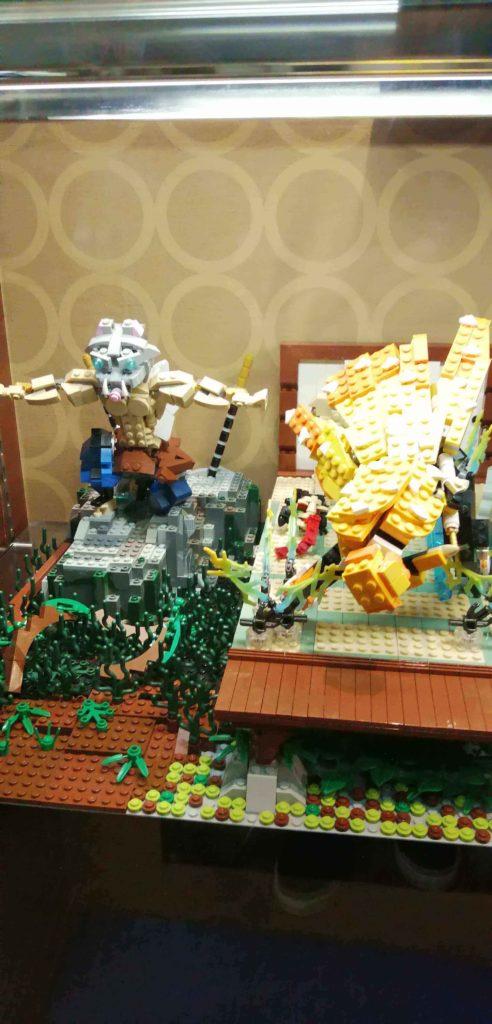 鬼滅の刃 レゴの作品