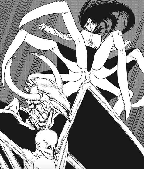 チェーソーマン 蜘蛛の悪魔