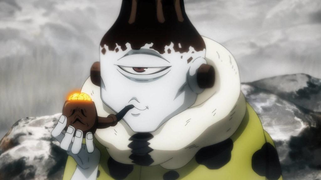 呪術廻戦(じゅじゅつかいせん)の登場人物・主要キャラクター:漏瑚(じょうご)